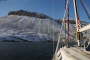 Mouillage fjord Grise