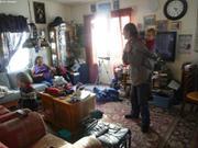Essai portage mode inuit chez Annie et Larry Audlaluk
