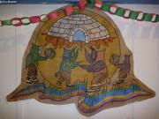 Fresque Noel Grise-Fiord