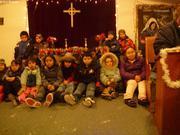 Enfants messe Noel Grise-Fiord
