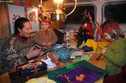 Noel a bord de Vagabond