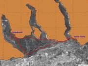 Trajet motoneige avec glaciometre entre Vagabond et Grise Fiord