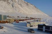 Grise Fiord fin mars