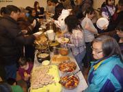 Banquet fin des cours de nutrition