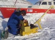 Eric repare treuil