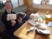 France termine moufles