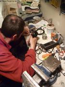 Reparation connexions glaciometre
