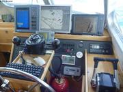 Releve bathymetrique fjord du Cap Sud