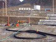 Un million de litres de gasoil par an pour Grise Fiord
