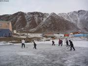 Hockey 30 septembre Grise Fiord