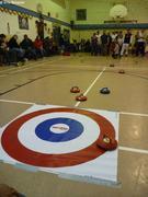 Curling en salle