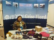 Annie Audlaluk Trade Show Grise Fiord
