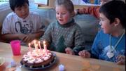 Leonie 6 bougies