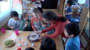Leonie gouter anniversaire 6 ans