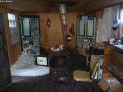 Dans cabane de Craig Harbour