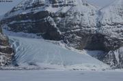 Glacier fjord Baad