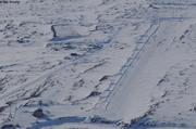 Aerodrome decharge et bassin decantation Grise Fiord