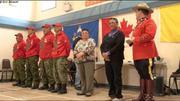 Visite officielle de la commissaire du Nunavut a Grise Fiord