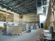 Nouvelle salle des fetes en construction