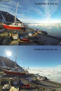Grande maree Grise Fiord 26juin2013