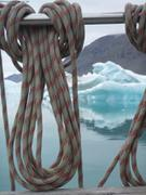 Cordages et icebergs ©France Pinczon du Sel