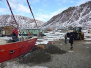 Sortie de Vagabond à Grise Fiord ©EB