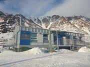 Pas d eleve a Arctic College de Grise Fiord cette annee ©EB