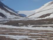 Bas du glacier Grise Fiord ©EB