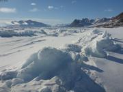 Banquise pres du glacier Grise Fiord ©EB