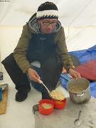 Tom a la cuisine ©EB