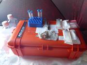 Mini labo sur la banquise ©EB