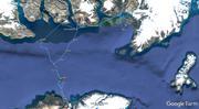 Oceanographie 520km de banquise ©EB