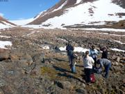 Rando vers glacier Grise Fiord ©EB