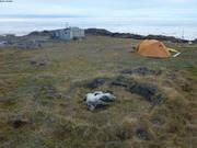 Camping ancien village ©EB