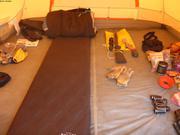 Seul dans tente 4 places ©EB