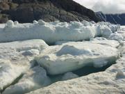 Banquette cotiere au pied du Greenlander ©EB