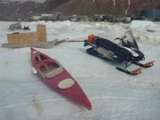 Kayak modifie Grise Fiord ©EB