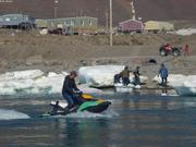 Loisirs nautiques Nunavut Day ©EB