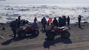 Mesure poissons competition Nunavut Day ©EB