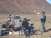 Larry Patrick et Kavavow concert Nunavut Day ©EB