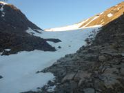Glacier Grise Fiord Nord ©EB