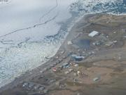 Grise Fiord depuis montagne voisine ©EB