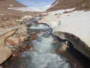 Torrent du glacier de Grise Fiord ©EB