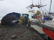 Raymond prepare chenal acces mer pour Vagabond ©EB
