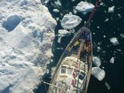 Dans les glaces de la baie de Talbot ©EB