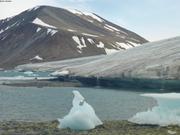 Front de glacier Boger Bay ©EB