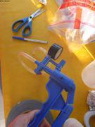 Pompe manuelle mise a rude epreuve ©EB