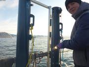 Leonie filtre eau de mer ©EB