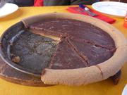 Tarte au chocolat par Leonie ©EB