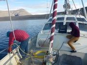 Test camera recherche sous-marine ©EB